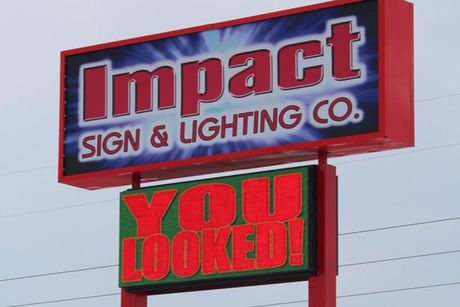 Impact Signs, Awnings & Wraps