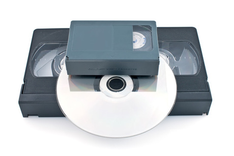 CD & DVD Conversion Services From Gene Weiss CD/DVD Conversion