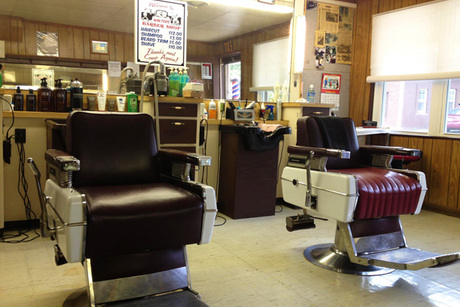 Walter's Barber Shop