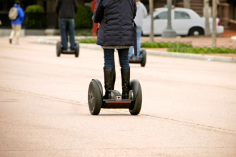 Segway Tours of Grand Rapids
