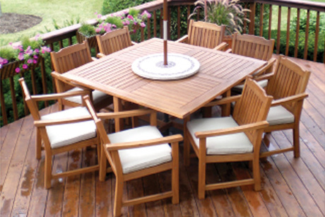 Eucalyptus Patio Furniture From Menne Nursery Buffalo Ny Auctions Seize The Deal