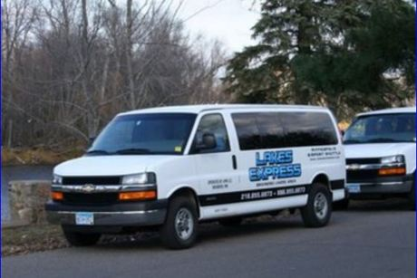 Lakes Express Mpls Airport Shuttle