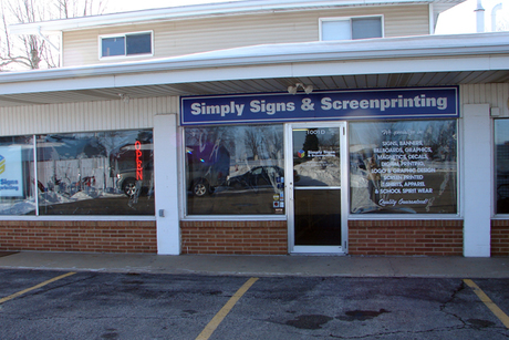 Simply Signs and Screenprinting