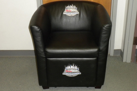Coors Club Chair With Built In Cooler From Glazer S Distributing