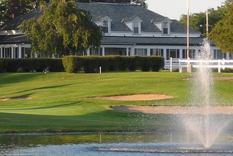 Van Schaick Island Country Club