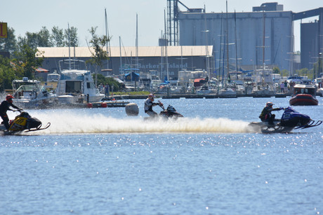 Benna Ford Roush Superior Watercross Shootout
