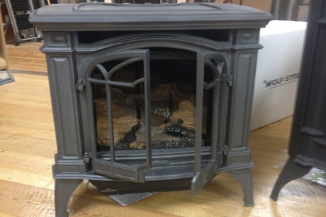 Grizzly Fireplace