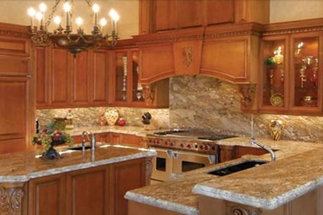 $5,000 Kitchen Cabinet and Countertop Makeover From K Kitchens & Granite