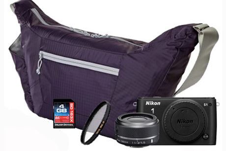 Nikon Camera Package From F-11 Photographic Supplies