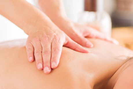 Three One-Hour Massages at Okemos Family Chiropractic