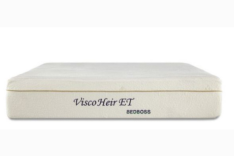 Queen Size Visco Heir ET Mattress at Cloudz Dream Boutique