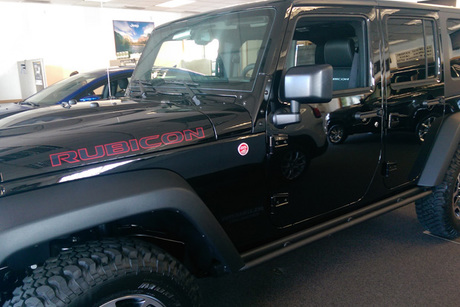 2015 jeep wrangler rubicon hard rock from foss motors. Black Bedroom Furniture Sets. Home Design Ideas
