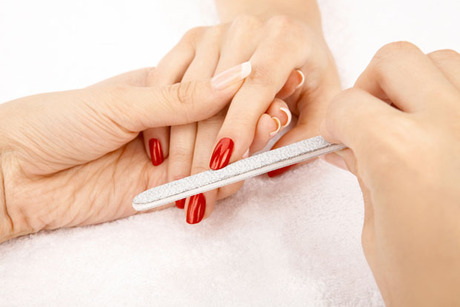 10 Mani/Pedi Service Package From Hair Builders
