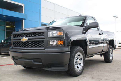 2014 Chevrolet Silverado 1500 Regular Cab From Orr Chevrolet