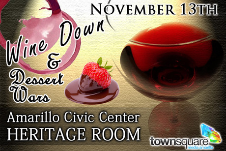 Amarillo Wine Down and Dessert Wars