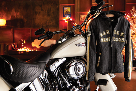 $500 Gift Certificate From Shiawassee Harley-Davidson