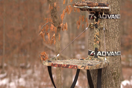 Smackdown Series Advanced Treestand From Rocky's Great Outdoors