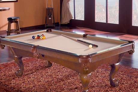 8' Brunswick Tremont Pool Table From Macksood's