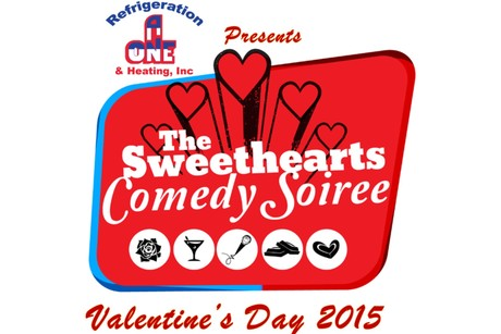2015 Sweethearts Comedy Soiree