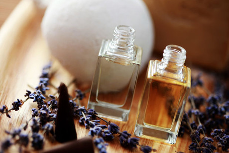 Aroma Touch Oil Therapy Session