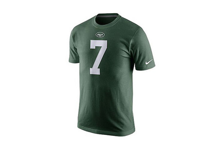 Geno Smith New York Jets T-Shirt From Cooperstown Connection