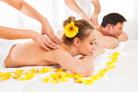$50 Certificate Toward Spa Services for Two