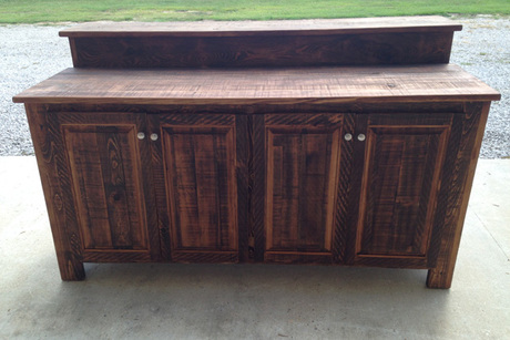 Outdoor Cyprus Bar From Bare Wood Furniture Center