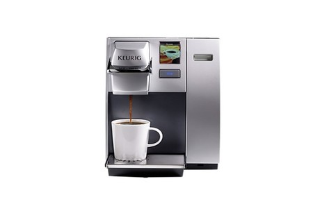 Certificate for Keurig K155 OfficePRO Premier Brewing System