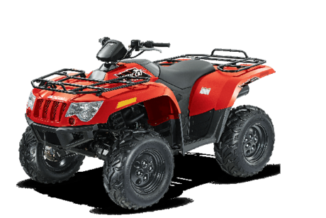 2015 500 4x4 Arctic Cat From Marcellus Sales