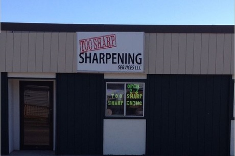 Too Sharp Sharpening