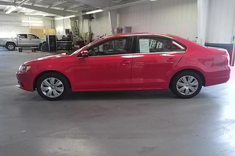 Four Door 2013 Volkswagon Jetta From Yellowstone Imports