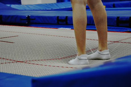 One-Month of Trampoline Lessons	at Hangtime TNT