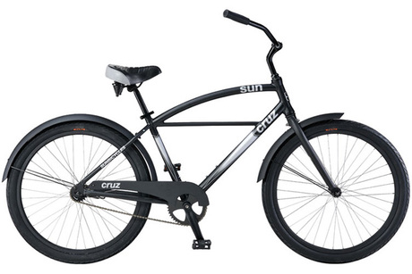 2016 Single Speed Men's Beach Cruiser From Al's Quick Release