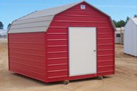 8x8 Short Barn From Roberts TCB