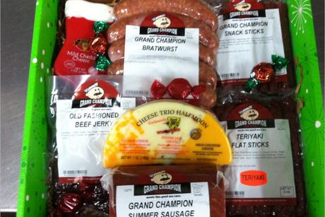 Grand Champion Meats-Foley