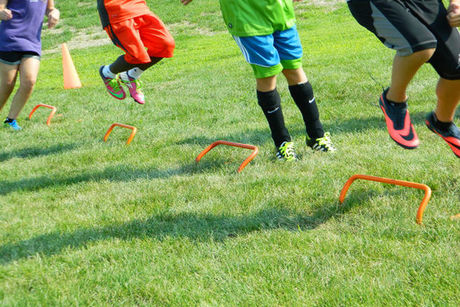 One-Hour Kids Group Training Session at Rackley's Sports Performance Training