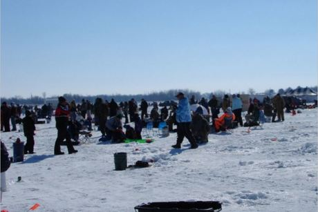 Little Hole on Big Lake Ice Fishing Tournament