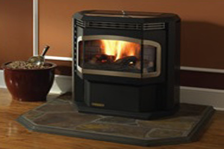 Harman Advance Pellet Stove From Aroostook Milling Co