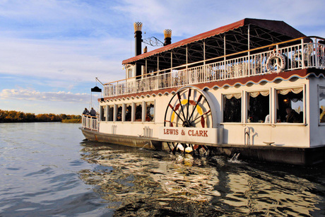 Lewis and Clark Riverboat