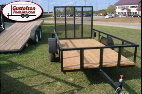 Gustafson's Trailers Sales and Rental