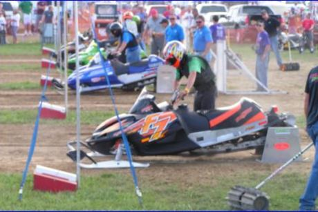 Outlaw Grass Drags