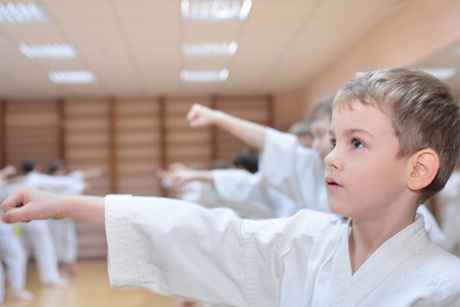 One Month of Martial Arts Classes at Side Kicks Family Karate