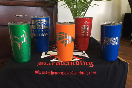 Tech Energy Powder Coating & Laser Engraving