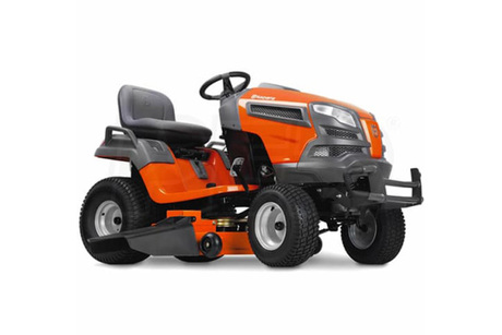 Certificate for a Husqvarna Lawn Tractor From Texarkana Outdoor Power Equipment