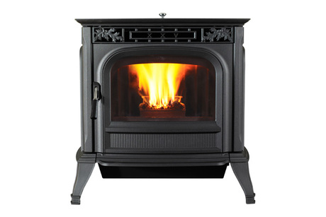 XXV Harman Pellet Stove From Aroostook Milling Co.