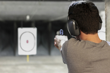 Windham Indoor Shooting Range