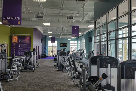 Anytime FItness - Bismarck North