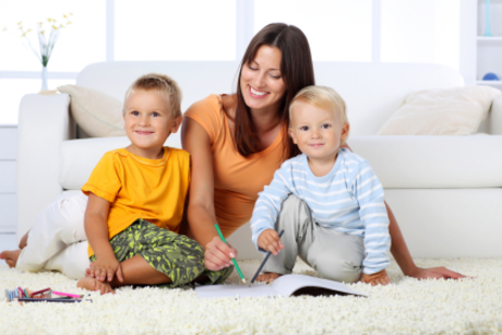 Carpet Cleaning Services From Connells Carpet Cleaning