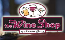The Wine Shop by Nicholas Barth