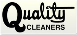 Quality cleaners logo